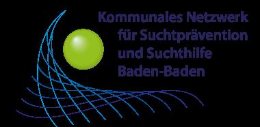 Logo Kommunales Netzwerk für Suchtprävention